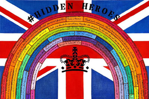 Thank you #HiddenHeroes artwork