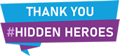 Thank You #HiddenHeroes